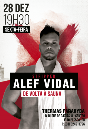 Stripper Alef Vidal